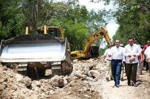 infraestructura yucatan