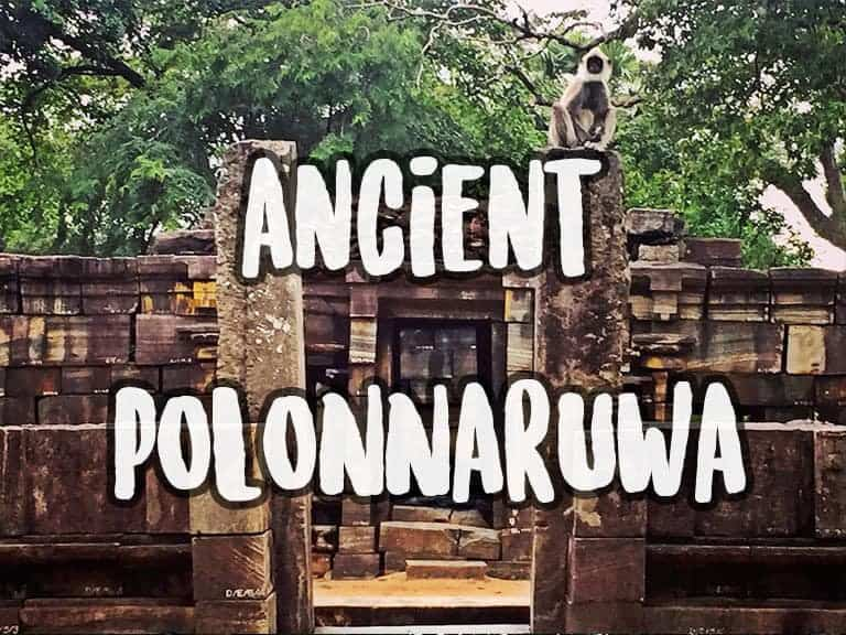 What To Do In Polonnaruwa