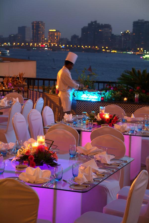 Semiramis Intercontinental Hotel Cairo - Babylon