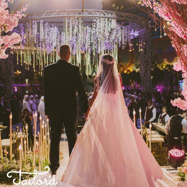 تيرلد لتنظيم الزفاف