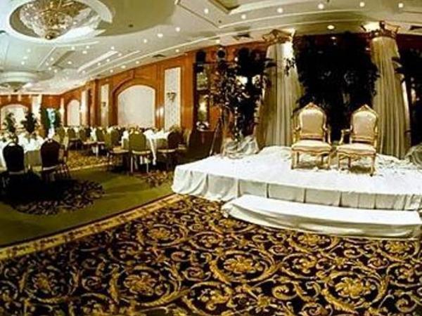 The Zoser ballroom