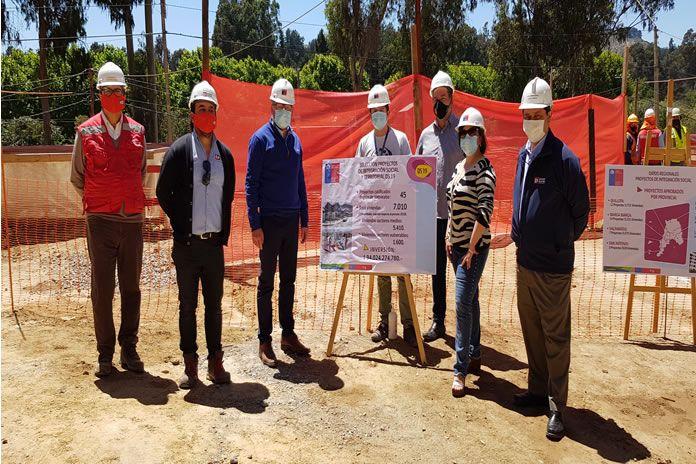 Serviu en Valparaíso impulsa construcción de 7.010 viviendas de integración social en el 2021