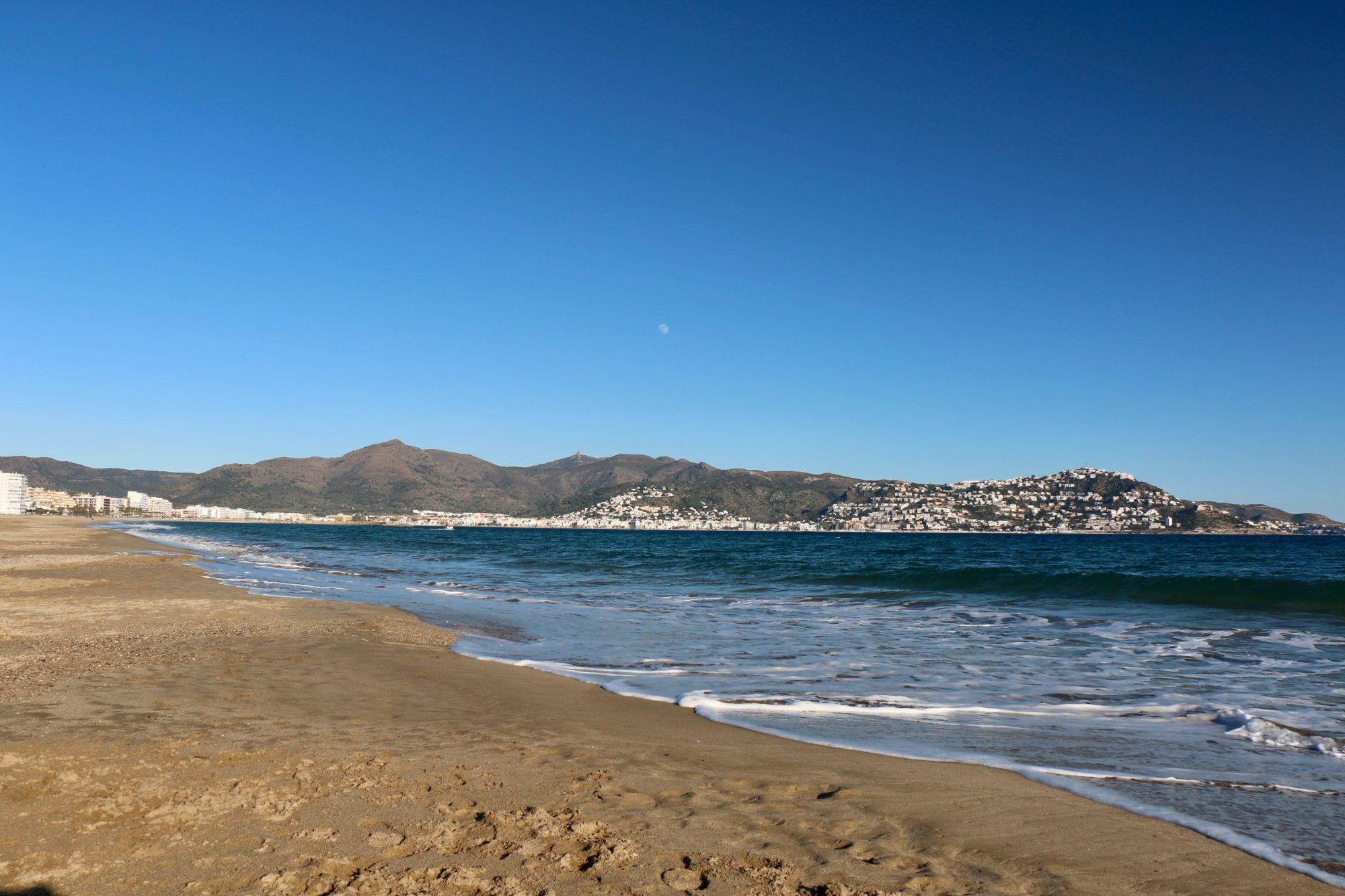 Plage Sant Pere Pescador