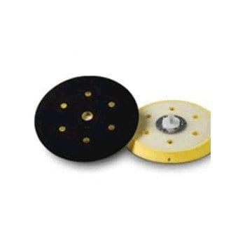 150mm Velcro Backing Pad. Seven Holes 1