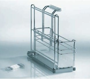 Roll-Out Storage - Portero - One Basket 1