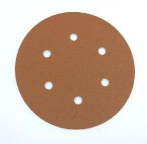 Norton Premium Sanding Disc. 150mm 6 + 1 Hole. 80grit to 800 Grit
