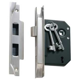 Mortice locks with Traditional key 52