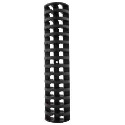 Cd Rack. 290x65x40mm. D Shape Holds 15 Cds 1