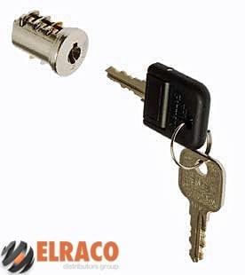 Lock Cylinder And Key. Keyed Alike 04 1