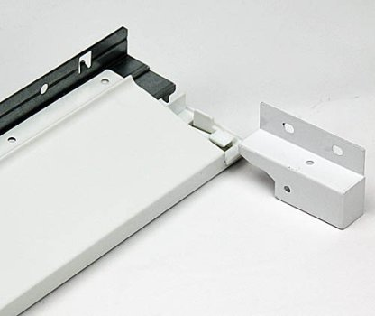 Alto Soft Close Drawer Kit with a Wall height of 86mm. Lengths from 270mm to 500mm long. 1
