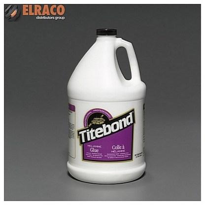Titebond  Melamine Glue 3.785Lt - Cabinet Shop Assembly -Dries Clear 1