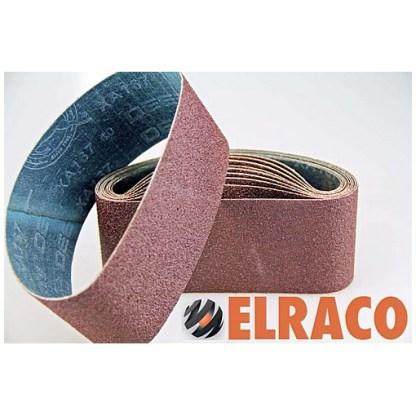 Ten Sanding Belts 3 x 21 Inch. 75 x 533mm 1