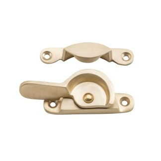 Satin Brass Door Hardware 74