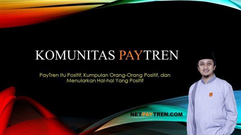 Paytren Malaysia Juga Banyak Pendaftarnya, Ayo daftar Paytren!