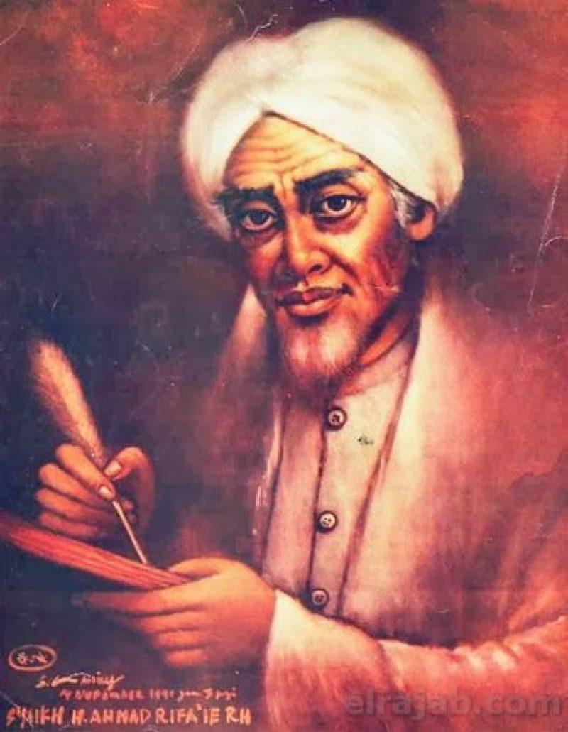 tokoh pendiri ajaran rifaiyah kh. ahmad rifai