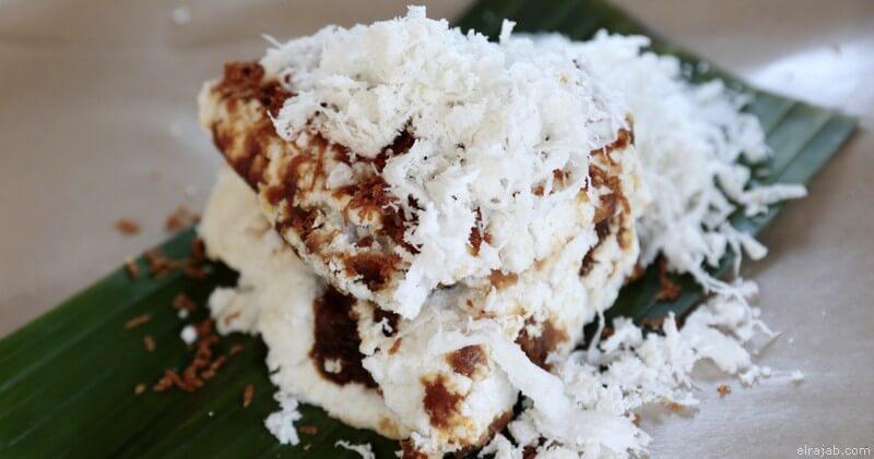 makanan khas bogor dodongkal