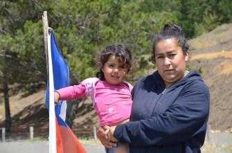 1. Clara Silva junto a su hija Francisca.