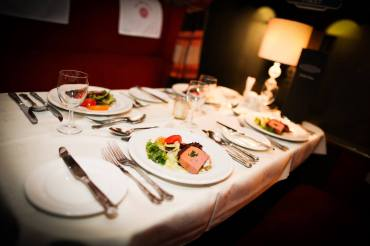 Dining with Distinction 1