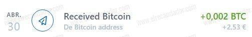 pago 55 de freebitcoin