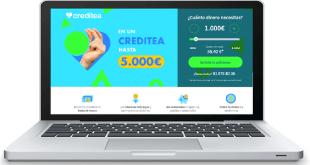 creditea préstamo online