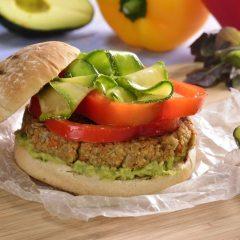 Receta de hamburguesas de quinoa y lentejas