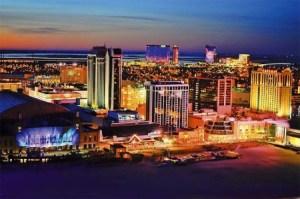 Atlantic City, la ciudad con más casinos del Estado de Nueva Jersey