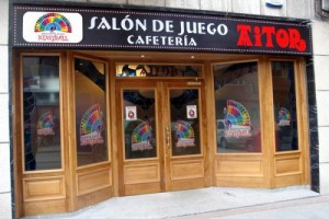 Salon de Juego en Bilbao
