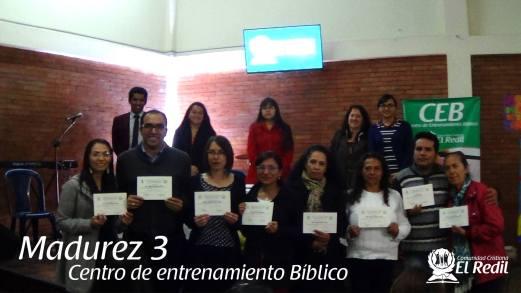 Centro de Entrenamiento Bíblico - Madurez 3