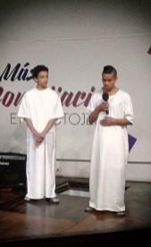 Johan Y Luis, Jóvenes dedicando su vida a Cristo