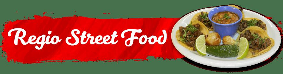 Menu El Regio Mexican Grill