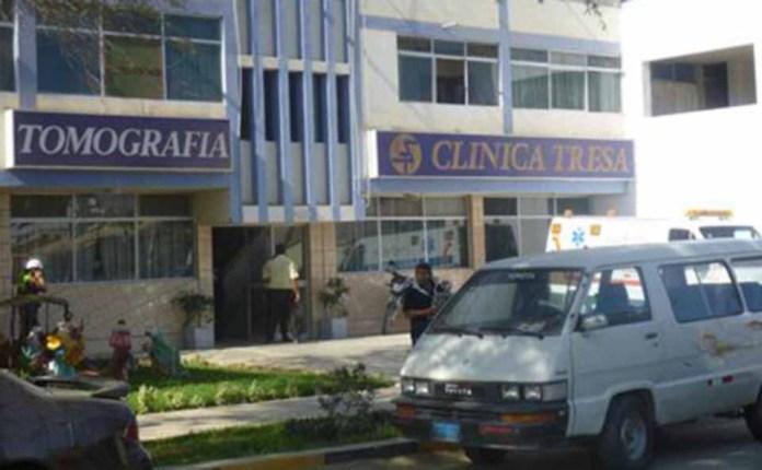 Resultado de imagen para clinica tresa talara