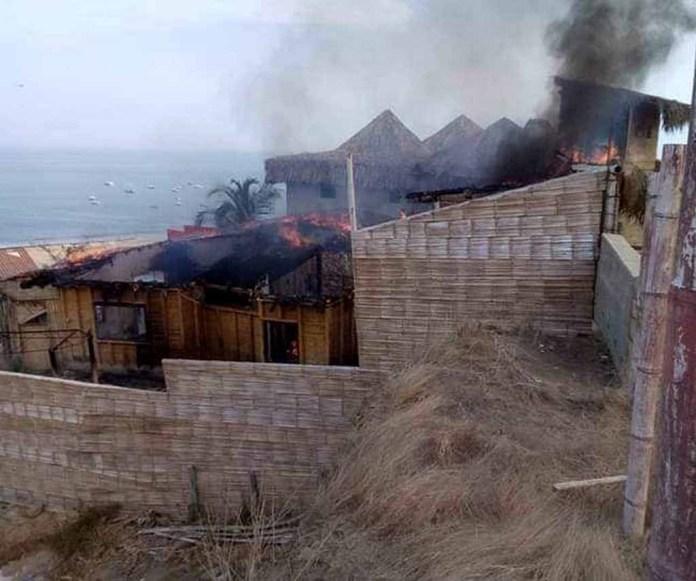 incendio en punta veleros 1