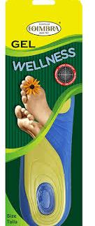 PLANTILLA GEL WELLNESS