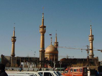 mausoleo del imán Jomeini