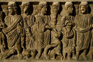 Sarcófago de Lázaro,