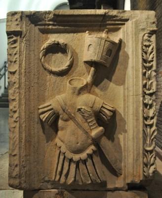 tumba de Sulpicius Celsus