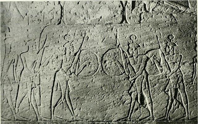pueblos del mar piratas faraon ramses