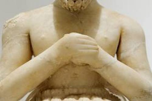Mari Eibh Il Sumeria Louvre