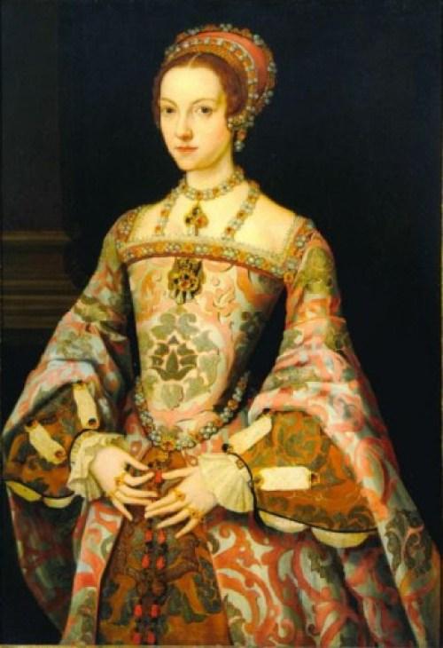 Catalina Parr Enrique VIII