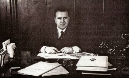 Martín Almagro Basch, director del MAN (1968/81)