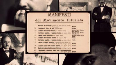 Photo of Filippo T. Marinetti: El hombre más moderno del mundo