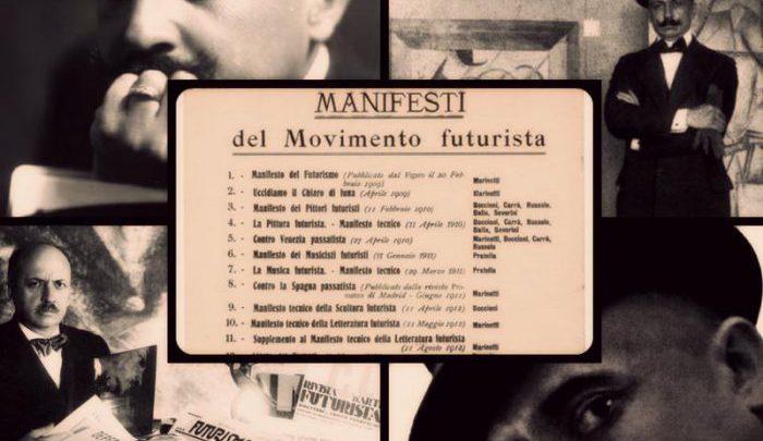 Marinetti futurismo