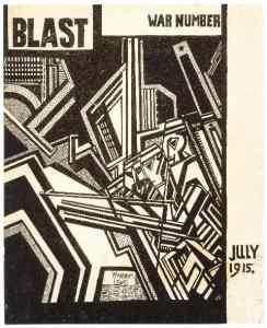 Revista Blast, editada por