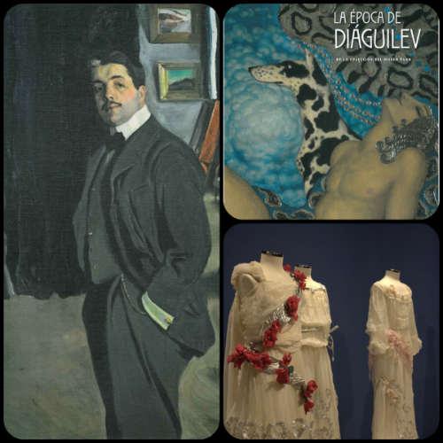 """Muestra de la Exposición Temporal: """"La época de Diáguilev"""""""