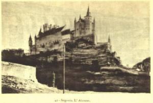 Alcázar de Segovia, 1932 [Patrimonio Nacional]