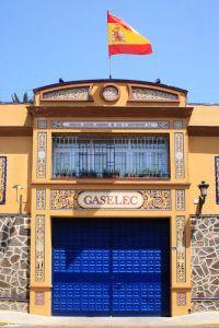 Fachada de la Fundación Gaselec