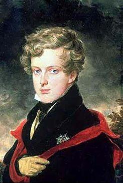 S.M.I. Napoleón II, Rey de Roma, Duque de Reichstadt, fue prisionero de su propia familia en Viena hasta su muerte en 1832.