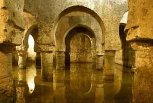 Aljibe almohade de Cáceres [Foto: turismo.ayto-caceres.es ]