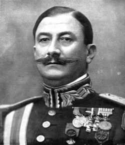 Damaso Berenguer, 1919 [Diario El Nuevo Mundo]