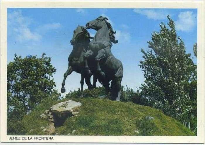 Monumento al Caballo Jerezano [Antonio Navarro]